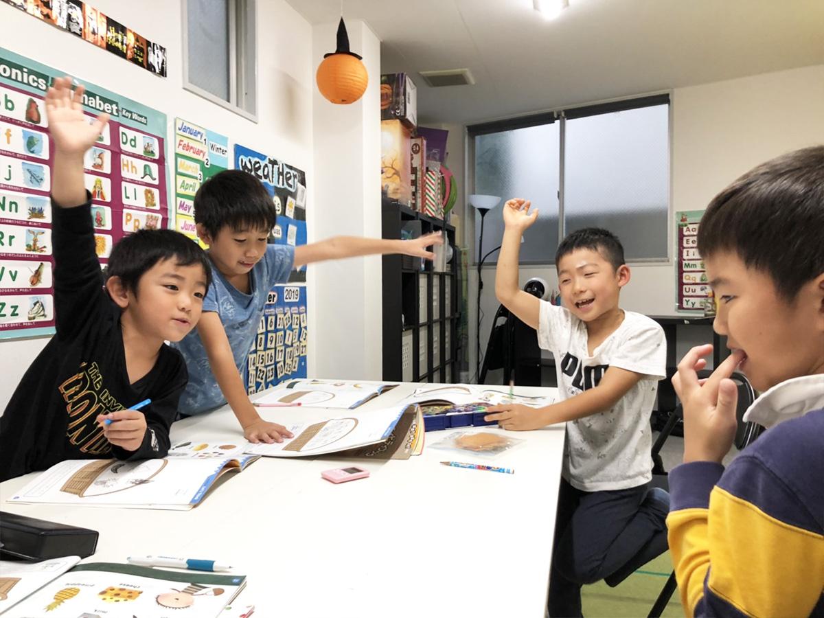 3-8歳クラス