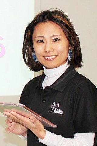 Eiko講師